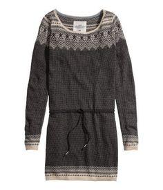 Knit Dress by H&M