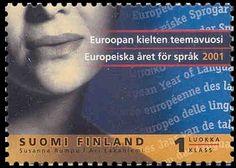 Postage Stamps, Poster, Finland, Stamps, Billboard