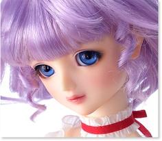 "Super Dollfie SDGraffiti girl ""Creamy Mami"" 女の子「クリィミーマミ」"