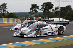 Lancia LC2 Group C prototype