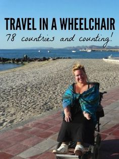 How Kirsten Travels in a Wheelchair to Almost 80 Countries.>>> See it. Believe it. Do it. Watch thousands of spinal cord injury videos at SPINALpedia.com
