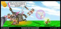 clash of clans comics