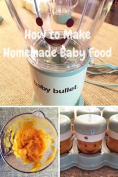 Recipe book for baby bullet recipes baby and kid stuff pinterest homemade baby food with the baby bullet forumfinder Gallery