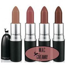 win a MAC lip product of your choice ^_^ http://www.pintalabios.info/en/fashion-giveaways/view/en/2678 #International #MakeUp #bbloggers #Giweaway
