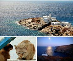 isla de Sifnos, las Cícladas, un escondite de ensueño...