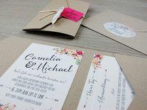 POCKETFOLD Einladungskarten Set Hippie Hochzeit | Pocketfold   Boho U0026  Vintage Hochzeitseinladungen | Pinterest | Shops, Hippie Und Hochzeit