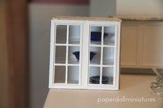 Paper Doll Miniatures: Tutorial