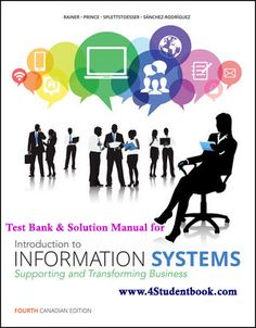 Free download fundamentals of human resource management 7th edition test bank solution manual for introduction to information systems 4th canadian edition product details by r kelly rainer author publisher wiley fandeluxe Images