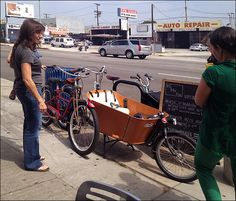 Bakfiets in Los Angeles | Flickr - Photo Sharing!