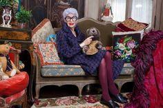 Sem idade pro fashion Ousadia: na mira da moda, idosas mostram como é envelhecer com personalidade para se vestir