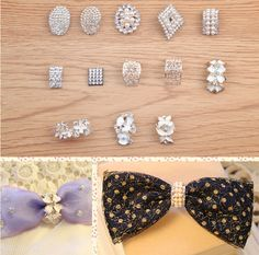 Metal rhinestone button with pearl wedding embellishment hair flower center scrapbooking accessories-in Buttons from Home & Garden on Aliexpress.com | Alibaba Group