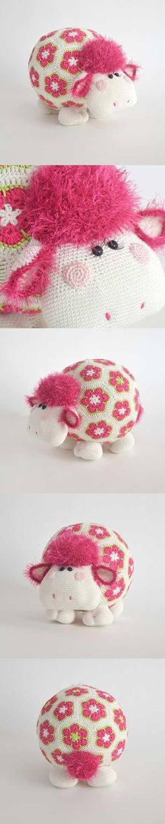turtle crochet hexagonos - Google Search