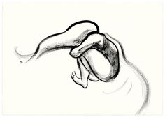 Lotte Klaver's drawing blog