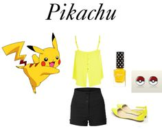 Cosplay Makeover Monday - Pikachu