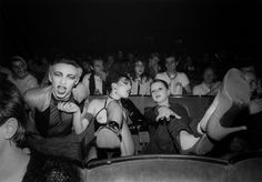 steven severin+siouxsie sioux+debbie juvenile at Screen on the Green]