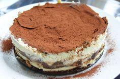 Schokoladen-Tiramisù