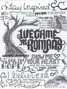 We Came As Romans: whoever did this is freaking amazing!!