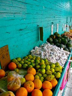 Fresh Produce Market in Chinatown San Fracisco by Bevarano on Etsy, $15.00