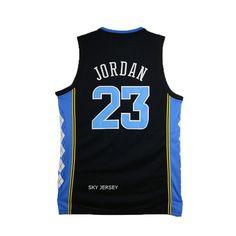 427e36760117 Aliexpress.com   Buy Michael Jordan North Carolina Jersey North Carolina 23  Michael Jordan Black Basketball Jersey Cheap College Basketball Jerseys  from ...