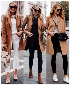winter outfits new york 36 Awesome Winter Outfits - winteroutfits Classy Outfit, Classy Winter Outfits, Winter Fashion Outfits, Look Fashion, Fall Outfits, Autumn Fashion, Fashion 2018, New York Winter Fashion, New York Winter Outfit