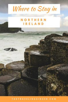 Where to Stay in Northern Ireland on your Ireland road trip. Stay near the Giant's Causeway and Game of Thrones Filming Locations in Northern Ireland. Pin this to read about staying in Northern Ireland and Ballylinny Cottages. #northernireland #ireland #roadtrip #irishroadtrip