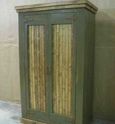 Green Armoire