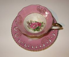 Hey, I found this really awesome Etsy listing at https://www.etsy.com/listing/275237008/antique-teacups-pink-lusterware-saucer