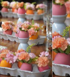 Mesa de Páscoa: decore com cascas de ovos | Blog da Michelle Mayrink