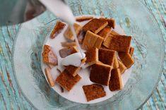 Sweet Cinnamon Cereal - Zenbelly #paleo #kidfriendlypaleo