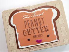 nice Bereit für diese Jelly? Ein Quickie Tutorial Mit der Too Faced Erdnussbutter-Palette