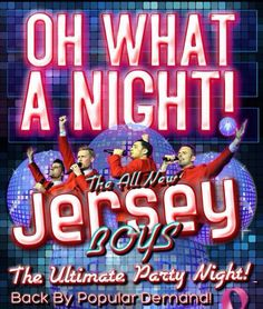 #JerseyBoys at #Pissouri and #Tala #amphitheatres 20/9 & 26/9... Limited Tickets for each night. To know exactly when the remaining tickets will be in Hearn's bookshop in Coral Bay and other outlets send an email with ''Newsletter'' at kendallandmorrelli@gmail.com. You will receive confirmation of time and date when tickets will be distributed.  More info: http://kendallandmorrelli.com. https://plus.google.com/+PissouribayCyp.