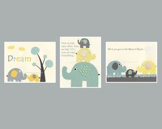Nursery Art Decor Kids Print gender neutral by DesignByMaya, $50.00