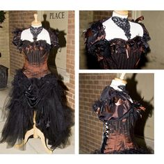 Masquerade gown steampunk | shop dresses gowns masquerade gowns reduced masquerade ball gown ...