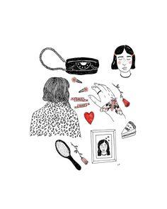 Laura Lucy: illustration