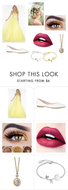 """""""Rose's ball with the Mikaelsons"""" by rosalita-cullen on Polyvore featuring Alyce Paris, 1928 and Disney"""