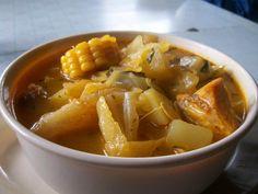 Sopa de Mondongo a la hondureña