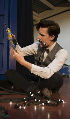 The Doctor, Matt Smith Undécimo Doctor, Eleventh Doctor, Doctor Who Quotes, Clara Oswald, Amy Pond, Torchwood, Geronimo, Time Lords, David Tennant