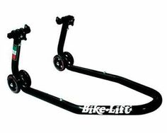 Bike Lift Cavalletto Anteriore Smontabile FS10S con Supporti a Cono - Universale