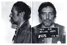 Actor Dennis Hooper was arrested by New Mexico police in July 1975 and charged…