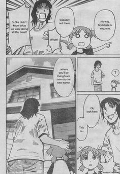 Yotsubato! 1 - Page 46
