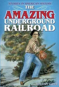 Thousands of courageous African Americans escaped from slavery in the South along what became known as 'The Underground Railroad.' The railroad provided a se. Underground Railroad, Black History Month, History Books, American History, New Books, Author, Reading, African Americans, Determination