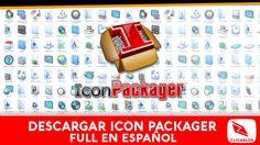DESCARGAR ICON PACKAGER EN ESPAÑOL FULL