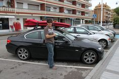 From enjoying the road and the waves Waves, Bmw, Vehicles, Car, Ocean Waves, Beach Waves, Vehicle, Wave, Tools