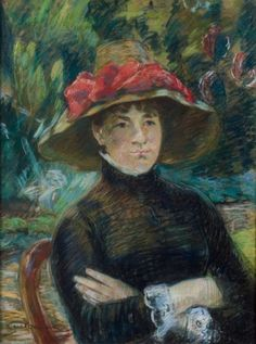 The Athenaeum - Madame Guillaumin (Armand Guillaumin) 1890 Monet, Large Art, Art Reproductions, Portrait, Art For Sale, Illusions, Hand Painted, Artist, Nature