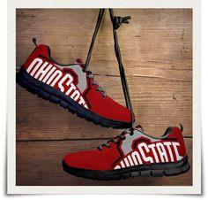 Buckeyes Running Shoes