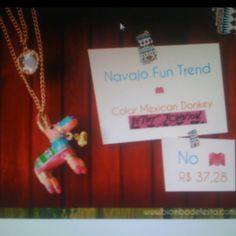 Navajo fun trend