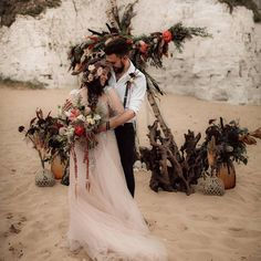 Selina & Joey — Lia and Lau Photography Photography Tips, Wedding Photography, Uk Beaches, Faeries, Beautiful Places, Floral Wreath, In This Moment, Elopements, Adventure