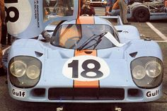 LM - Porsche 917 Langheck (Rodriguez / Oliver) > DNF at hour Porsche, Classic Sports Cars, Classic Cars, Le Mans, Grand Prix, Sport Cars, Race Cars, Course Automobile, Funny Pictures For Kids