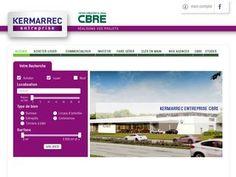 Trouver un bien immobilier d'entreprise dans l'ouest de la France se fait grâce aux services de Kermarrec Entreprise.