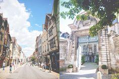 Troyes, Champagne-Ardenne - Frankrijk   via It's Travel O'Clock